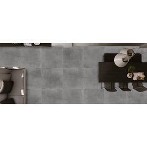 Vloertegel CTC Beton 60x60 cm Donker Grijs 1,08 M2