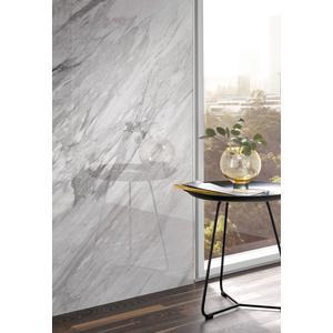 Duschprofi RenoDeco paneel Alu 150x255 cm marmer carrara-wit