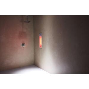 Sunshower Pure inbouw infrarood wit