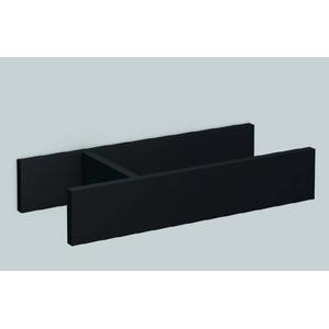 Alape FU-Serie Lade-indeling voor Binnenlade Mat Zwart
