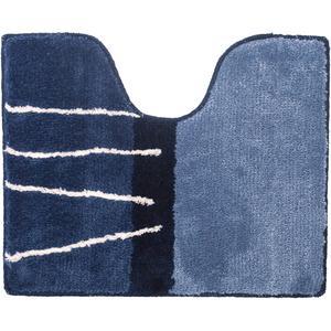 Sealskin Matches Toiletmat Blauw