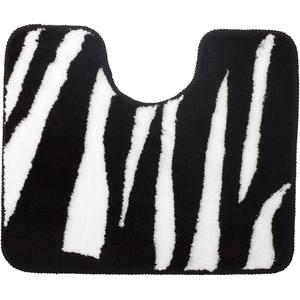 Sealskin Safari Toiletmat Zwart
