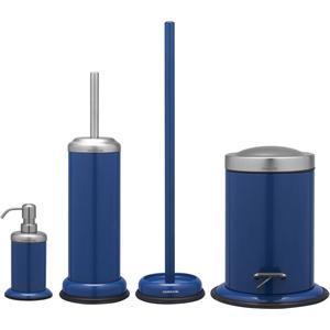 Sealskin Acero accessoireset 4-in-1 blauw