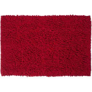 Sealskin Twist Badmat 90x60 cm rood