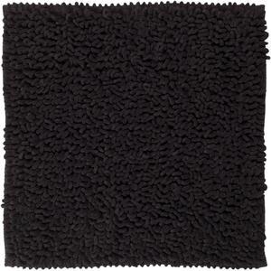 Sealskin Twist Bidetmat 60x60 cm donker grijs