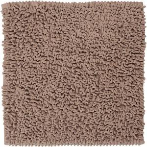 Sealskin Twist Bidetmat 60x60 cm zand