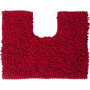 Sealskin Twist Toiletmat 45x55 cm rood