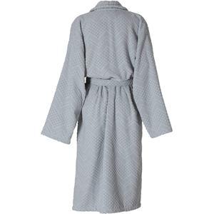 Sealskin Porto badjas maat XL dames grijs