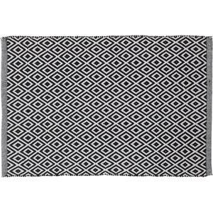 Sealskin Trellis Badmat 90x60 cm zwart