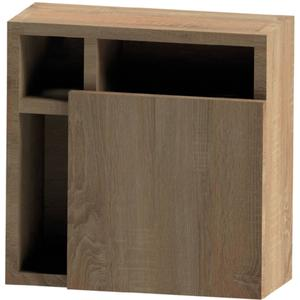 Thebalux Beat2.0 Wandkast Rechts 45x18x45 cm Authentic Oak