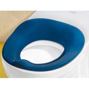 Villeroy & Boch O.Novo Closetzitting 29,1x31x6,2 cm Ocean Blue
