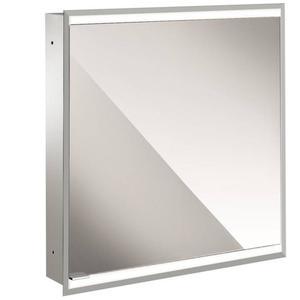 Emco Prime 2 LED Spiegelkast 1 deur rechts inbouw 60x70 cm