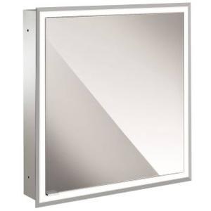 Emco Asis Prime inbouwspiegelkast 360x730 mm LED witglas