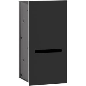 Emco Asis Module 2.0 inbouwmodule closethouder rechts zwart