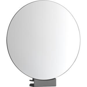 Emco scheerspiegel rond met klem glasdikte 5-6mm. Chroom