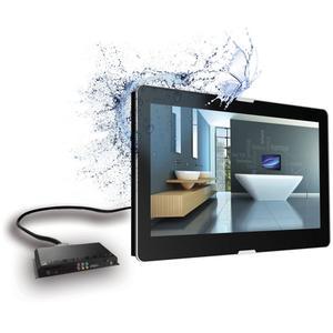 Aquasound Exclusive Waterdichte TV Zwart