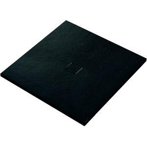 Ben Avira douchevloer Akron 100x100x3cm negro (zwart)