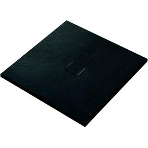 Ben Avira douchevloer Akron 90x90x3cm negro (zwart)