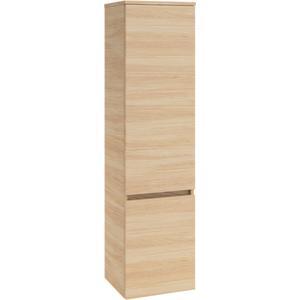 Villeroy & Boch Legato Badmeubelkast 40x35x155 cm White Wood