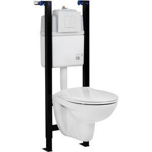Saqu Toiletpack Wit