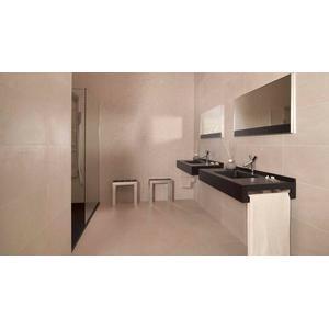 Vloertegel Keraben Beauval 60x60x1 cm Crema 1,08M2