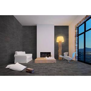 Vloertegel Terratinta Betonbrick 10x20x- cm Clay / Mud 0,8M2