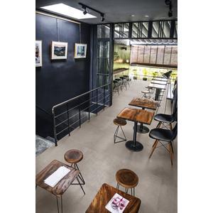 Vloertegel Terratinta Betonstil 80x80x1,1 cm Concrete Mid 1,28M2