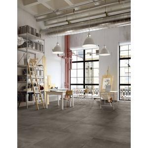 Vloertegel Terratinta Betonstil 80x80x1,1 cm Concrete Warm 1,28M2