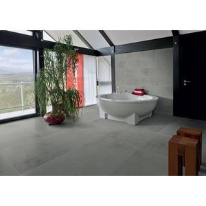 Vloertegel Terratinta Betontech 30x60x1,05 cm Grey 0,9M2