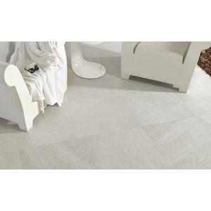 Vloertegel Keraben Brancato 75x75x1 cm Blanco 1,13M2