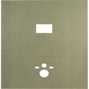 Ben Toiletplaat 152,3x125x1,8 cm Spaanplaat