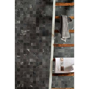 Mozaïek Coem CARDOSO 30x30x1 cm Antracite 0,99M2
