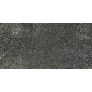 Vloertegel Cerim Artifact 30x60x1 cm Worked Charcoal 1,08 M2
