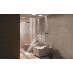 Dornbracht Comfort Shower Regenpaneel voor Plafondinbouw Platina Mat