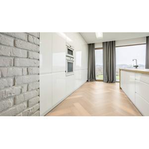 Zign Visgraat PVC plakvloer 15x60cm Naturel 3,345m²