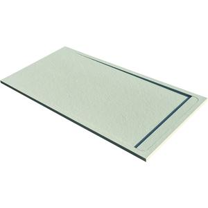 Acquabella Base Douchevloer Slate 90x120x3 cm Beige