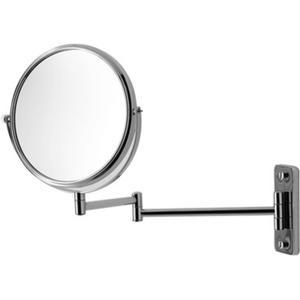 Duravit D-Code scheer/make-up spiegel Chroom