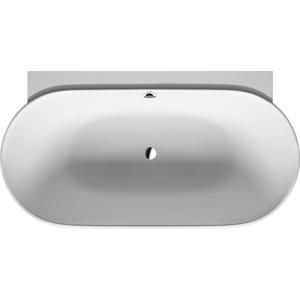 Duravit Luv Bad 180x95 cm Wit