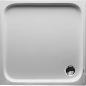 Duravit D-Code Douchebak vierkant 100x100cm met antislip Wit