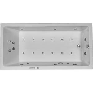 Duravit Starck Systeembad 301 liter Acryl 180x90 cm Wit