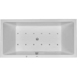 Duravit Starck Systeembad 252 liter Acryl 180x90 cm Wit