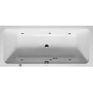 Duravit D-Code Systeembad 150 liter Acryl 180x80 cm Wit