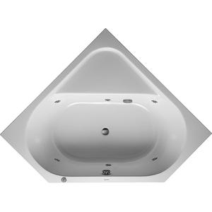 Duravit D-Code Systeembad 140 liter Acryl 140x140 cm Wit