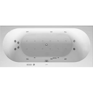 Duravit Darling New Systeembad 165 liter Acryl 180x80 cm Wit