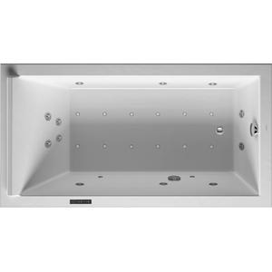 Duravit Starck Systeembad 221 liter Acryl 170x90 cm Wit