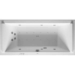 Duravit Starck Systeembad 174 liter Acryl 180x80 cm Wit