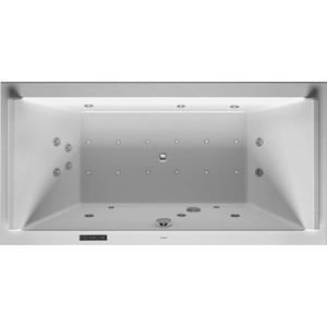 Duravit Starck Systeembad 212 liter Acryl 180x90 cm Wit