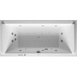 Duravit Starck Systeembad 241 liter Acryl 190x90 cm Wit