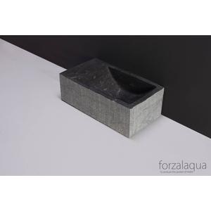 Forzalaqua Venetia XS fontein hardsteen gefrijnd