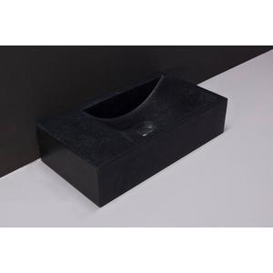 Forzalaqua Venetia Fontein L 40x22x10 cm 0 krg Graniet Gezoet